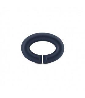 X Jewellery by Trollbeads rubber steel blue X Jewellery - 1