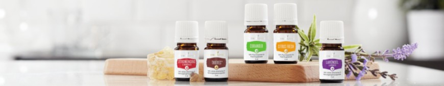Young Living Essential Oils Plus