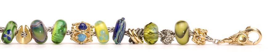 Trollbeads Gold Beads
